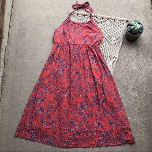 Jessica Simpson Maternity Flower Print Dress